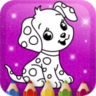 Animated Kids Coloring Book APK