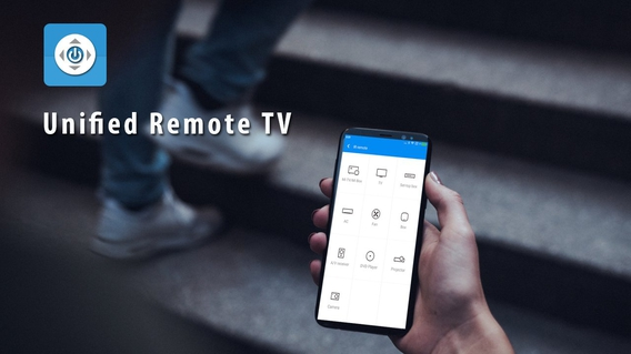 Unified Remote TV APK 2 0 - download free apk from APKSum