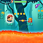 Jungle Castle Run 3 APK