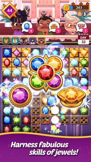 Jewelry Puzzle: Match 3 APK 1 0 14 - download free apk from