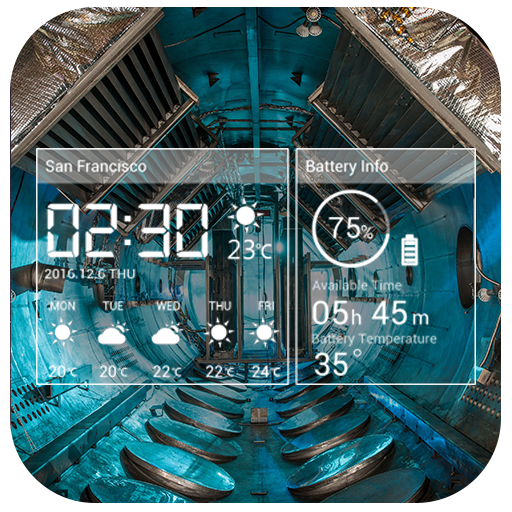 Battery and weather APK