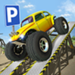 Obstacle Course Car Parking APK