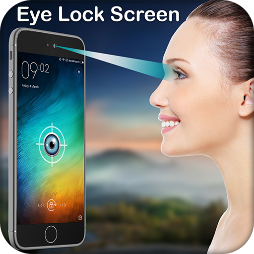 Eye Scanner Lock APK