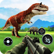 Dinosaur Hunter Sniper Safari Animals Hunt APK