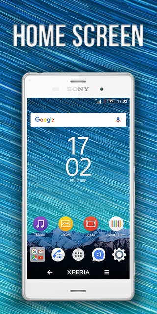 Xperia Nougat 7 0 APK 7 0 0 - download free apk from APKSum