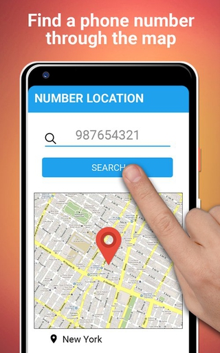 Blocking mobile phone - mobile location tracker by phone number
