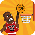 Dunk King-Happy Basketball star APK