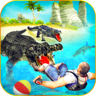 Hungry Crocodile Simulator Attack APK