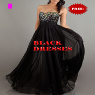 Black Dresses APK