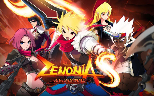 Zenonia S APK Download V351 (403MB)