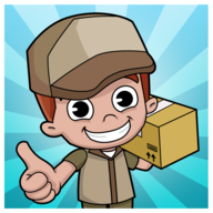 Idle Delivery Tycoon APK