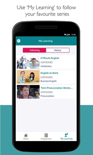 BBC Learning English APK 1 0 7 - download free apk from APKSum