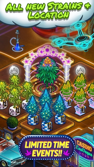 Weed Farm 1.6.3 apk screenshot