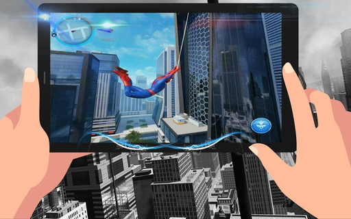 Ultimate Spider Shadows 1.6 apk screenshot