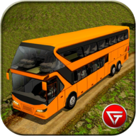 Offroad Bus Mountain Driver 3D APK
