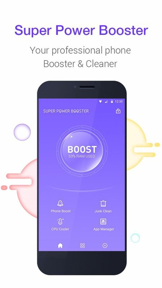 Super Power Booster Apk 1 2 3 Download Free Apk From Apksum