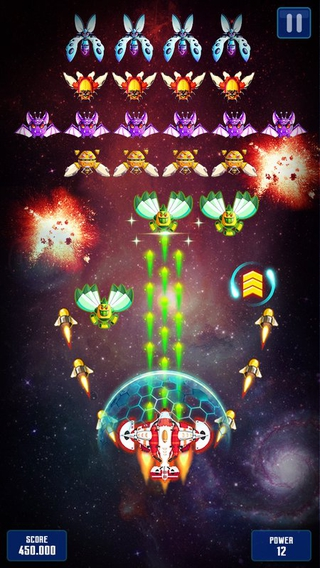 Space Shooter APK+ Mod 1 359 - download free apk from APKSum
