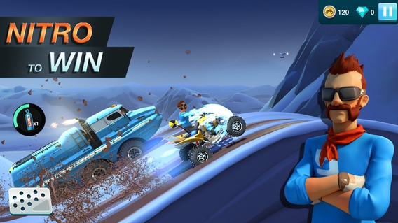 Hill Dash 2 APK+ Mod 5 01 11586 - download free apk from APKSum