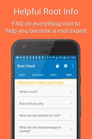 Root Check APK 4 4 1 0 - download free apk from APKSum