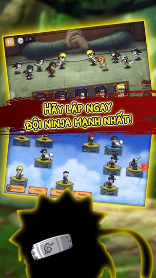 Ninja Legends APK 1 0 1 - download free apk from APKSum