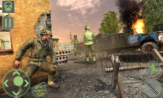 Frontline World War 2 Survival FPS Grand Shooting APK 1 9