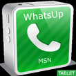 WhatsUp Messenger Tablet APK