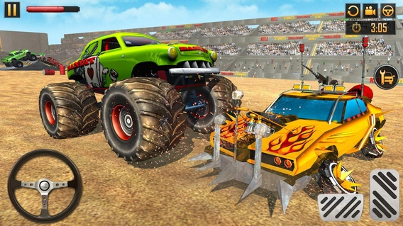 Monster Truck Derby Racing Apk 2 6 Download Free Apk From Apksum