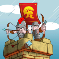 Empire Rush: Rome Defense APK