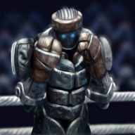 Robot Ring Fighting APK