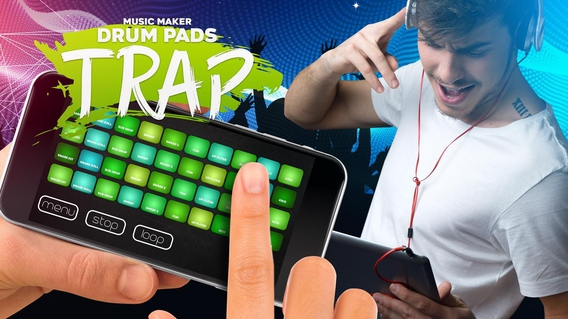 Drum Pad TRAP music maker dj APK 1 5 - download free apk
