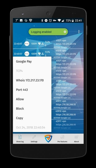 ProtectNet APK 1 10 - download free apk from APKSum