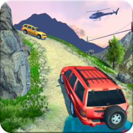 Offroad Land Cruiser Jeep Car Sim APK