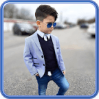 Baby Boy Photo Suit APK