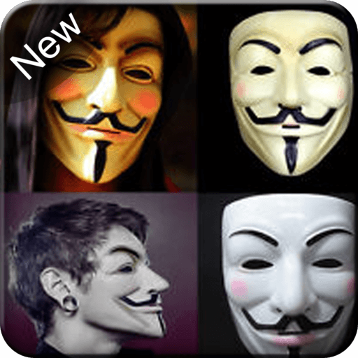 Anonymous Mask Photo Editor Free APK