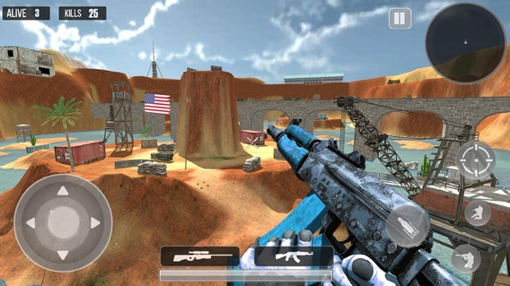 Mountain Sniper 3D Shooter APK 0 3 - download free apk from