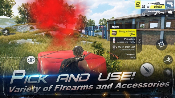 Rules of Survival 1.126941.127172 apk screenshot