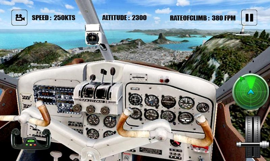 Real Airplane Simulator APK 1 26 - download free apk from APKSum