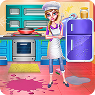 Restaurant Kitchen Cleaning APK