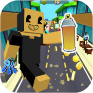Run Subway Bendy APK