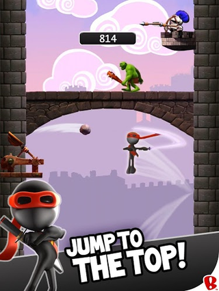 download ninjump deluxe android apk