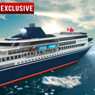 Big Cruise Ship Simulator APK