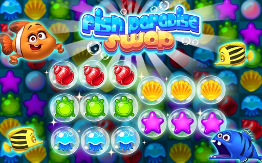 Fish Swap 1.1 apk screenshot