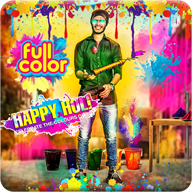 Holi Photo Effects APK