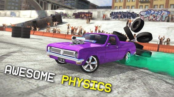 Torque Burnout 2.0.4 apk screenshot