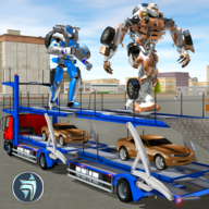 Multi Robot City Transport APK