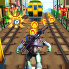 subway ninja surf turtle APK