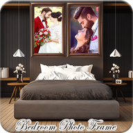Bedroom Dual Photo Frame APK