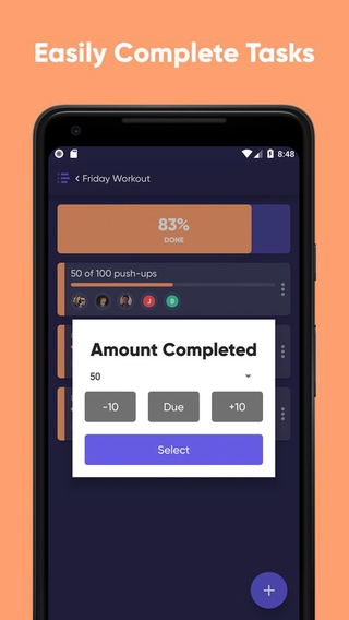 Taskful 2.1.5 apk screenshot