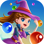 WitchHappy - Magic Bubble Shooter APK
