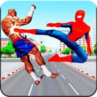 Superhero Fighting Street Crime Free APK